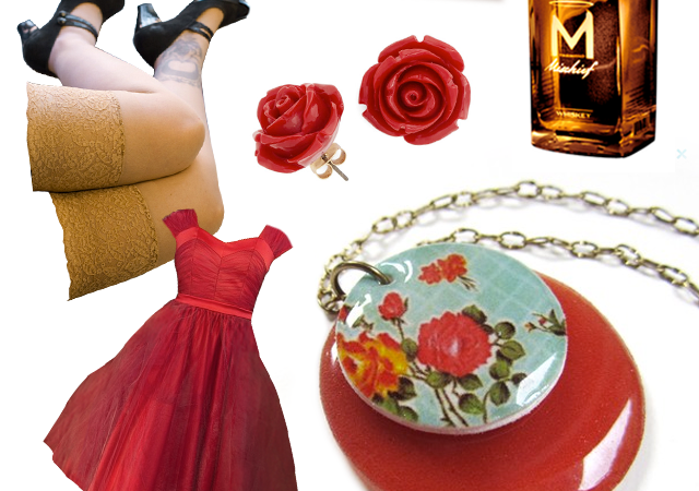 Valentine's Day Style Round-up #2