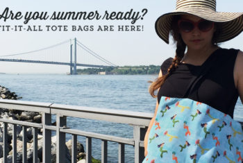 Your new go-to summer bag