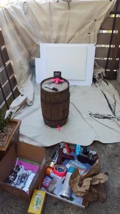 Step 3: Assembling Materials, Prepping Workspace