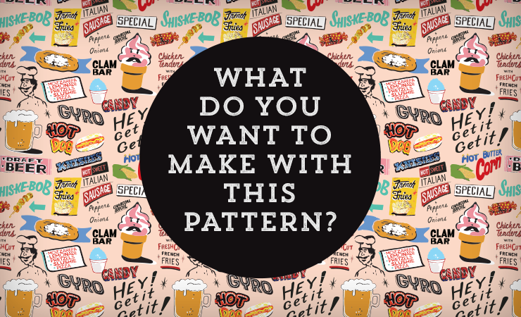 Retro-inspired patterns for your summer sewing projects