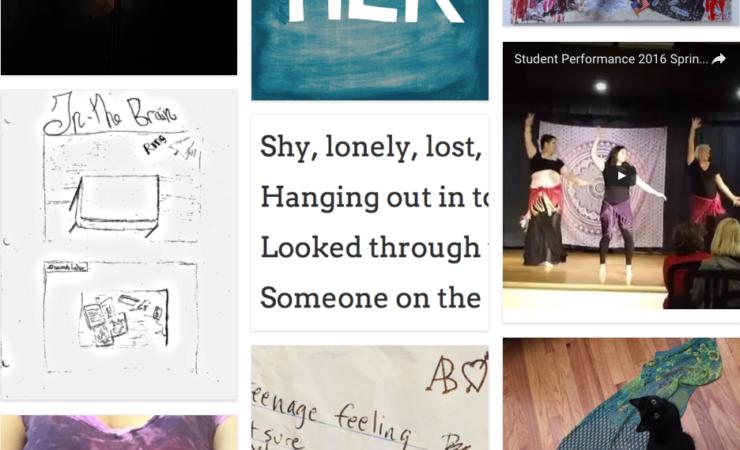 The Story Behind La Sirena's Sweet '16 Online Art Show